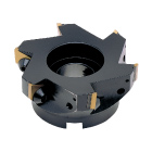 TPR SHOULDER FACE MILLING CUTTER
