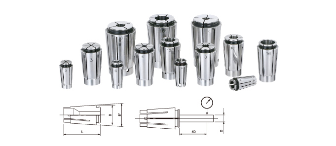 SK SPRING COLLET SYSTEM AA CLASS